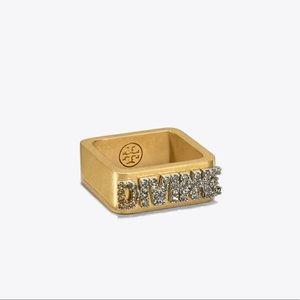NWT TB Ring